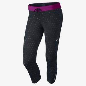 Nike Relay Crop Capri Dri-Fit Tights